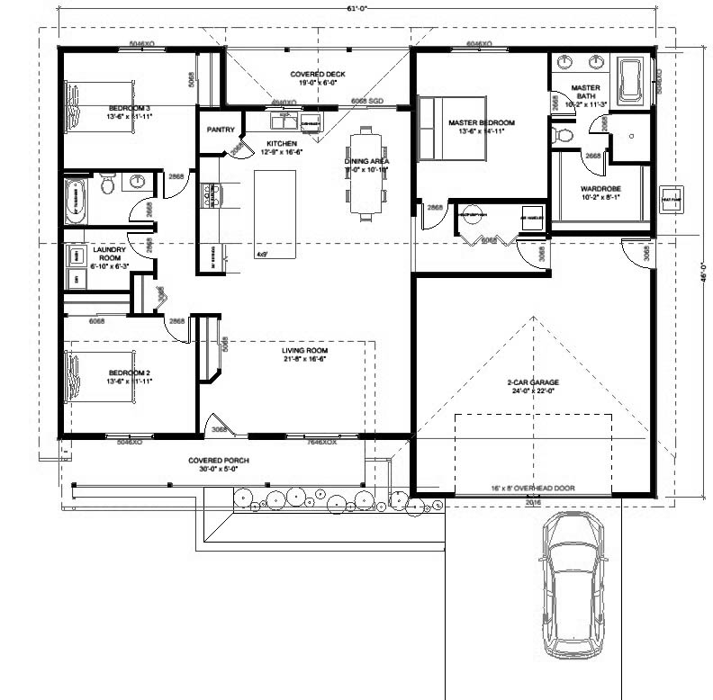 House Plans Custom Residential Cad Drafting And Engineering Services